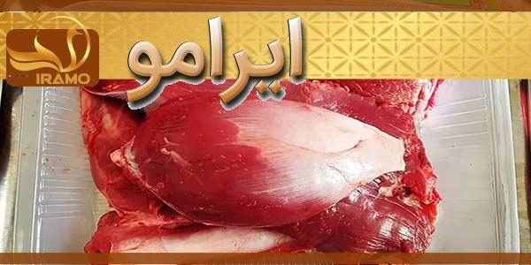 عرضه مستقیم گوشت شترمرغ تازه