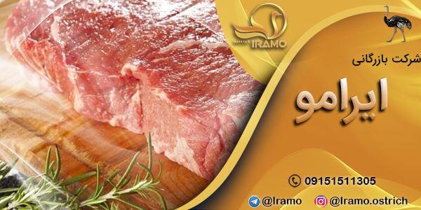 قیمت خرید گوشت شترمرغ عمده