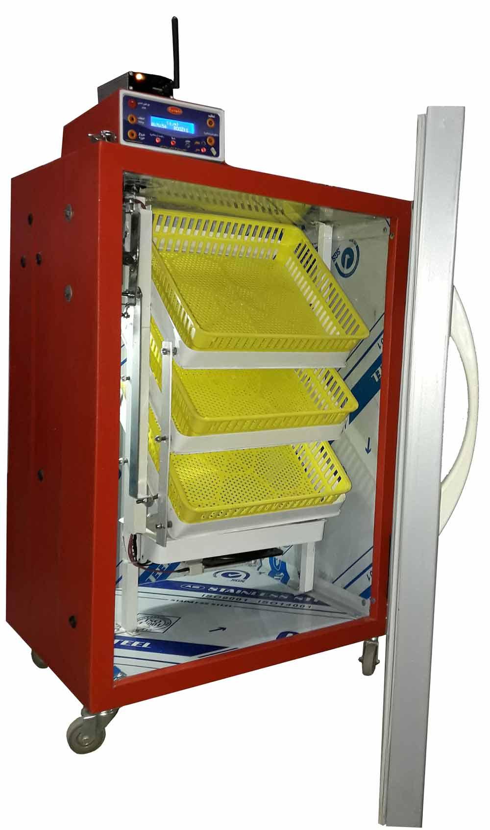 فروش انواع دستگاه جوجه کشی صدتایی تایی